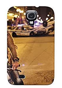 Galaxy S4 Case Cover With Design Shock Absorbent Protective UxZvXLl3574MvuRS Case