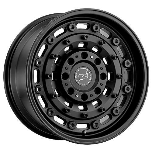 BLACK RHINO Rim Arsenal 17X9.50 8x180 Offset -18 Textured Matte Black (Qty of 1) ()