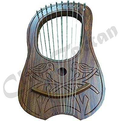 lyra-harp-10-metal-strings-hand-engraved
