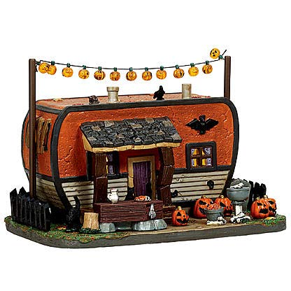 Lemax Spooky Town Collection Haunted Mansion Halloween Village Building