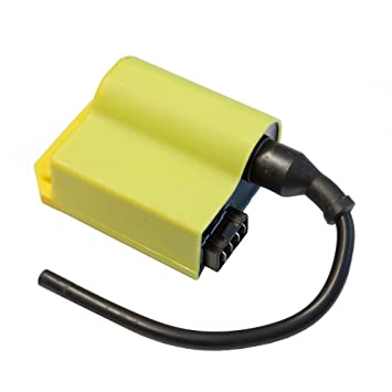 CDI Ignition Box Yellow/with Ignition Coil for Suzuki Katana ...