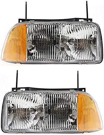 Corner Light For 95-97 GMC Jimmy 94-97 Sonoma Passenger Side