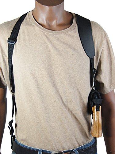 New Barsony Horizontal Shoulder Holster for RUGER BLACKHAWK