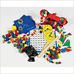 Saxon Math Manipulative Kit K 3rd Grade Saxon 9789994028016