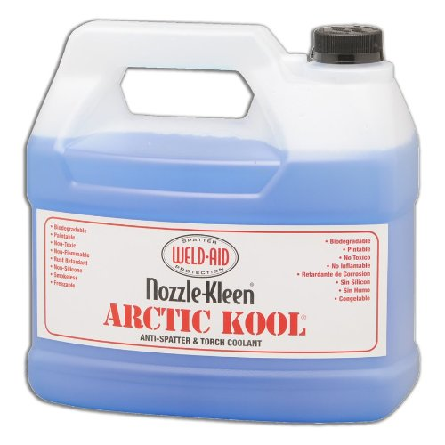 weld-aid-nozzle-kleen-artic-kool-anti-spatter-and-torch-coolant-liquid-1-gal