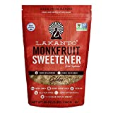 Lakanto Monkfruit 1:1 Sugar Substitute | 3 Ib NON GMO (Golden)