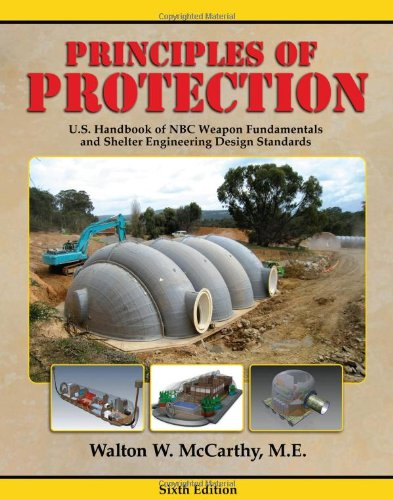 Principles of Protection: U. S. Handbook of NBC Weapon Fundamentals and Shelter Engineering Design Standards