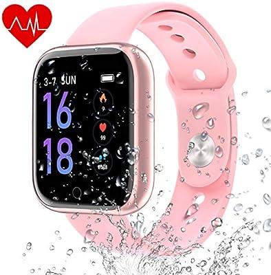 Smart Wristband Bracelet Impermeable IP67: Amazon.es: Electrónica