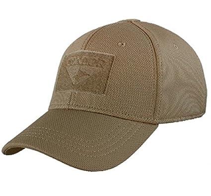 142203016e589 Amazon.com  Condor Flex Tactical Cap (Brown