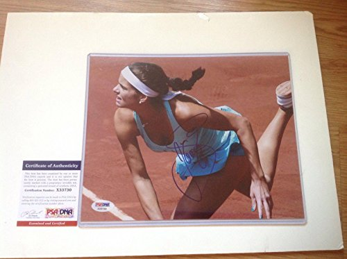 fan products of Julia Goerges Autographed Photo - SEXY 8x10 C - PSA/DNA Certified - Autographed Tennis Photos