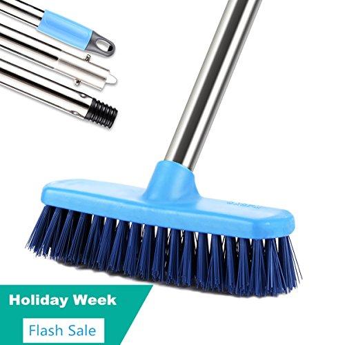 Heavy Debris Push Broom - 9