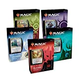 Magic: The Gathering Ravnica Allegiance Guild Kits | 5 Ready-to-Play 60-Card Decks | Accessories | Factory Sealed