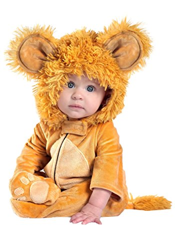 Princess Paradise Anne Geddes Infant Lion Costume 6/12 Months Brown]()