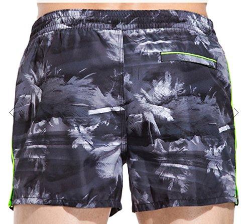 Costume Sundek m619dp02md rosco elastic waist 13 004 black corto ss17