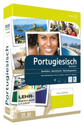 Strokes Easy Learning Portugiesisch 1 Version 6.0