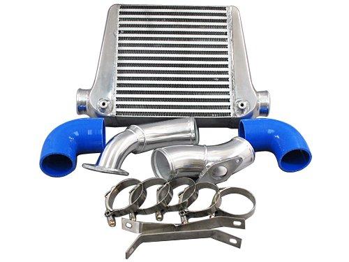 Top Mount intercooler kit + Piping For 2007-2011 Subaru Impreza WRX