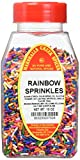 Marshalls Creek Kosher Spices SPRINKLES RAINBOW 10 oz