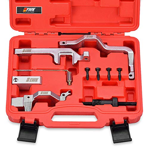 (EWK Special Engine Camshaft Alignment Timing Chain Tool Kit for Mini Cooper N12 N14 R55 R56 )