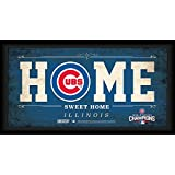 MLB Chicago Cubs 10x20 Home Sweet Sign