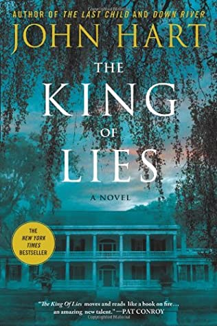 book cover of The King of Lies