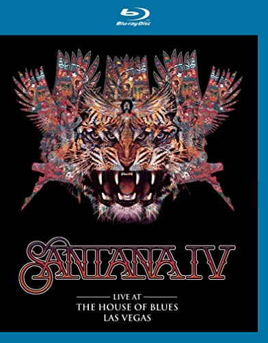 Santana - IV - Live at the House of Blues Las Vegas [Blu-ray] (Hit The Rollie Store With A Rollie On)