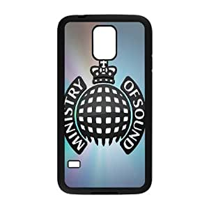 Samsung Galaxy S5 Cell Phone Case Black Ministry Of Sound OJ633495