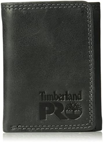 Timberland PRO Leather Trifold Wallet