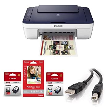 Amazon.com: Canon PIXMA MG3022 impresora inalámbrica ...