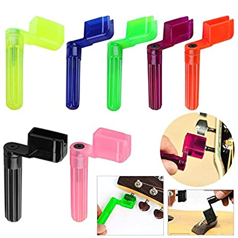 Guitar String Winder Speed Peg Pin Puller Bridge Remover Tool Acoustic Electric