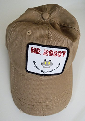 Mr. Robot Repair Store Hat - Loot Crate DX Exclusive December (Exclusive Robot)