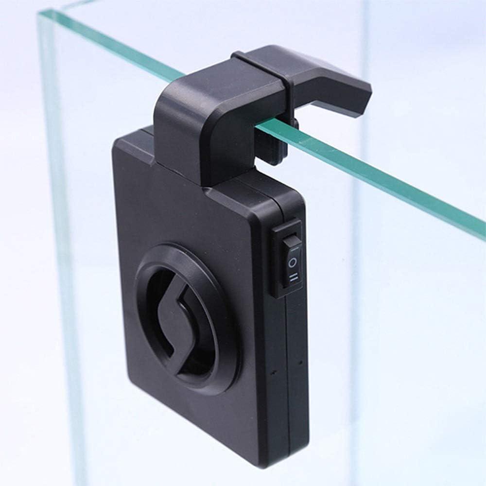 GFEU - Ventilador de refrigeración para acuario (USB, sistema de ...