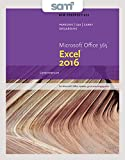 Bundle: New Perspectives Microsoft Office 365 & Excel 2016: Comprehensive, Loose-leaf Version + LMS Integrated SAM 365 & 2016 Assessments, Trainings, ... with 1 MindTap Reader Printed Access Card
