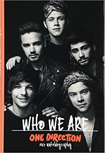 Amazon one direction who we are our autobiography one amazon one direction who we are our autobiography one direction popular voltagebd Gallery
