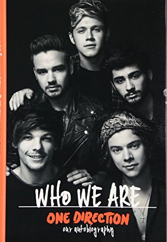 one direction book - 1