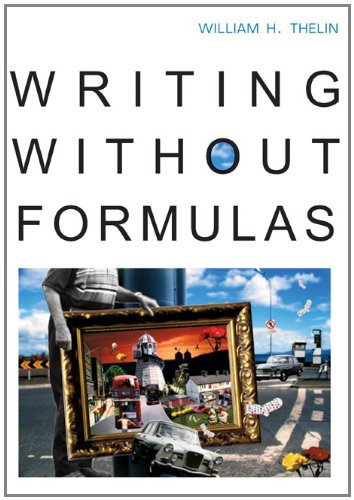 Bundle: Writing without Formulas (with 2009 MLA Update Card) + Enhanced InSite Printed Access Card for Handbook