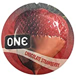 Best Flavored Condoms - ONE Chocolate Strawberry Flavored Lubricated Latex Condoms Review
