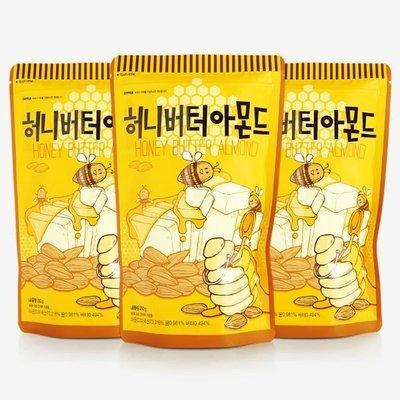 Honey Almond Butter - Honey Butter Almond 250g (Pack of 3)