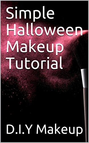 Simple Halloween Makeup Tutorial -