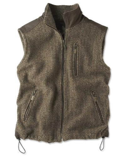 orvis-waxed-cotton-trimmed-fleece-vest-large