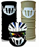 Ghost Recon UV Protection Fishing Buff Usa Mask Scarf Bandana Headband Headwear Set 1 Biker Bb Gun Angler Extreme Motocross