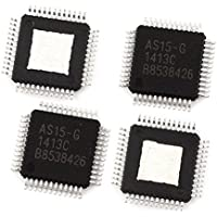 Superfície AS15-G 48-Pin PCB Mount SMD SMT IC
