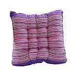 Alimao Outdoor Garden Patio Home Kitchen Office Sofa Chair Seat Soft Cushion Pad Purple