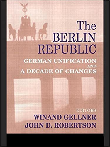 Book The Berlin Republic: German Unification and A Decade of Changes (2003-03-23)