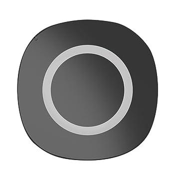 TOOGOO Qi Cargador inalambrico para iPhone X 8 Visible 7.5W ...