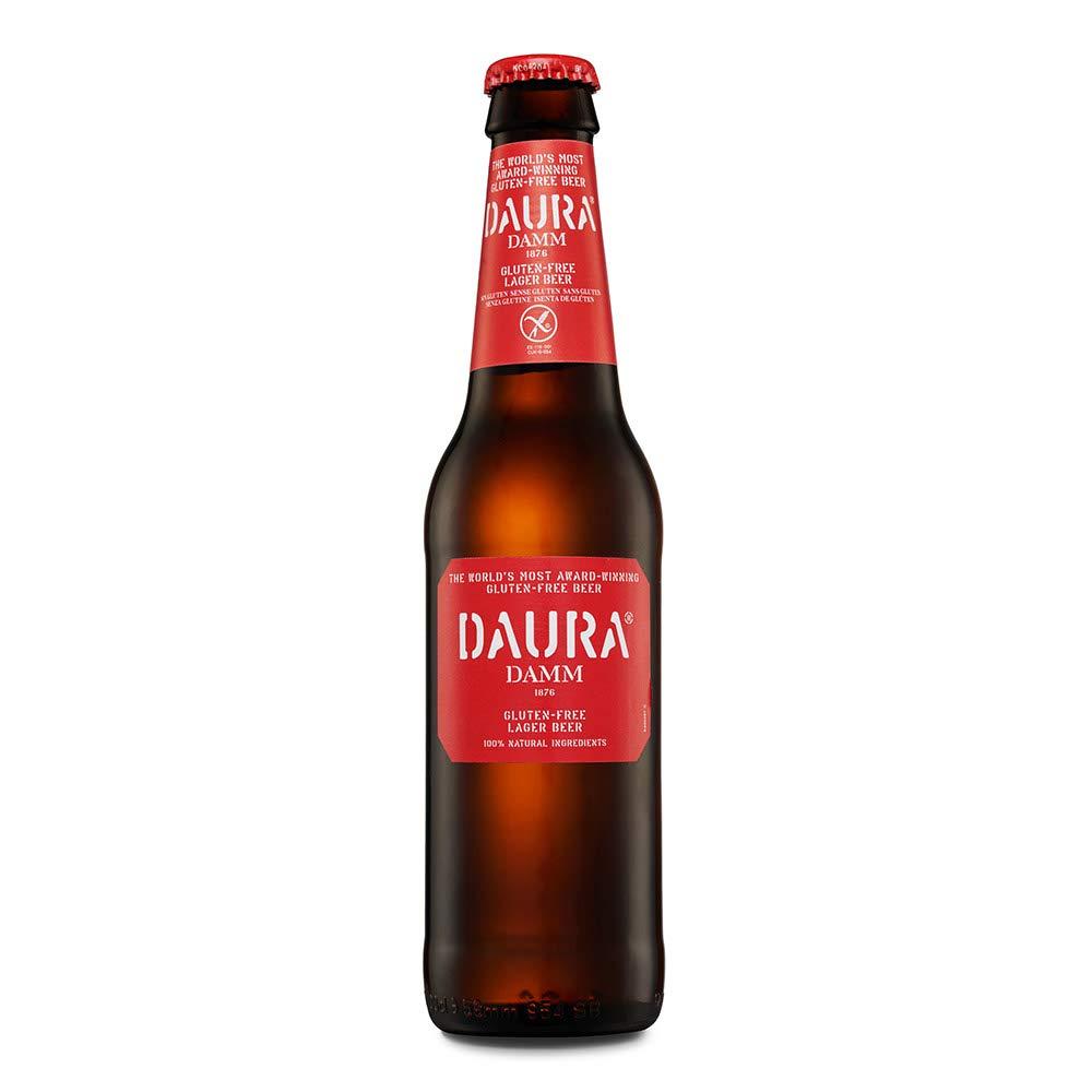 Daura - Cerveza Rubia - 330 ml