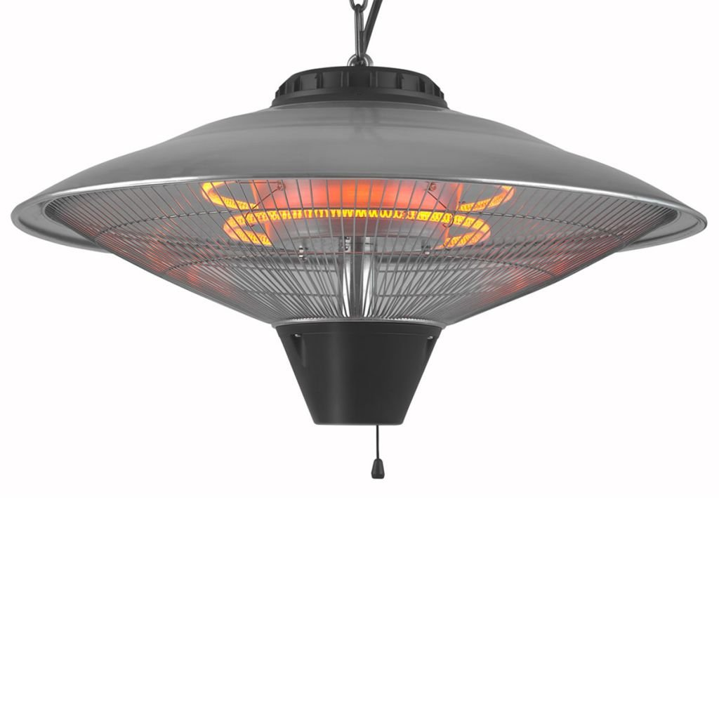 2100W Carbon Fibre Infra-red Hanging Heater Eurom