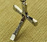 Necklace - Vin Diesel Style Fast & Furious Inspired Cross Necklace - Ricki's Toretto Cross