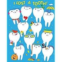 Creative Teaching Press Gráfico de gestión de aula, Perdí un diente (6429)