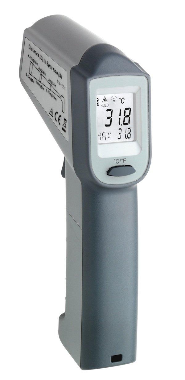 TFA 31.1132 - Termómetro digital de infrarrojos: Amazon.es: Industria, empresas y ciencia