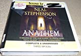 img - for Anathem (Unabridged on MP3CDs) book / textbook / text book